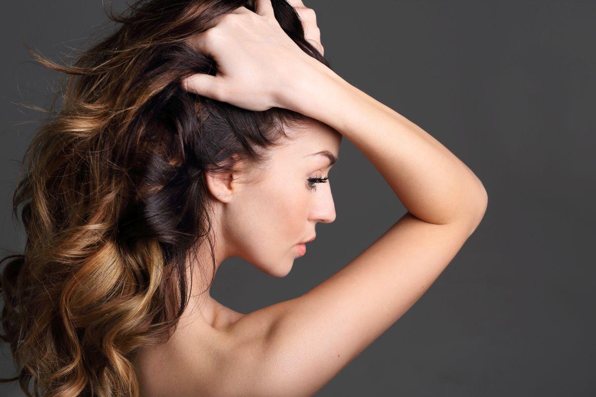 Skuteczne utrwalenie fryzury